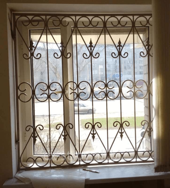 Kraty na Okna F24-2