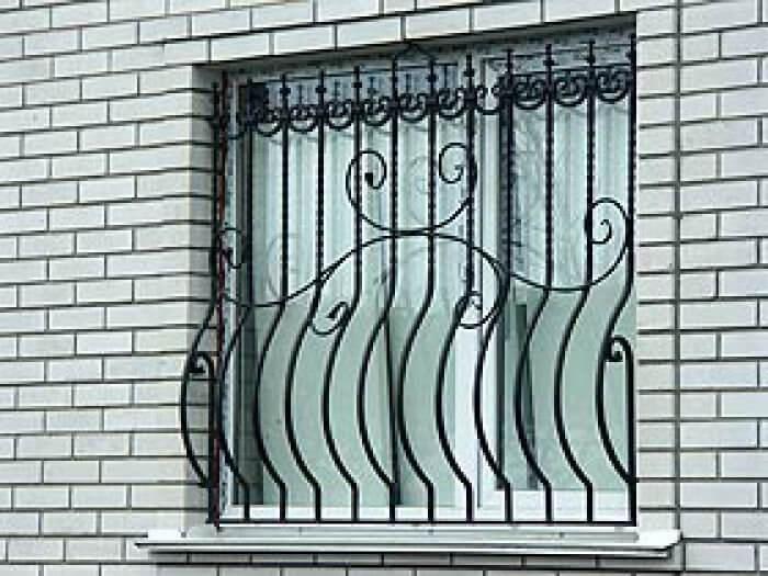 Kraty na Okna F24-3
