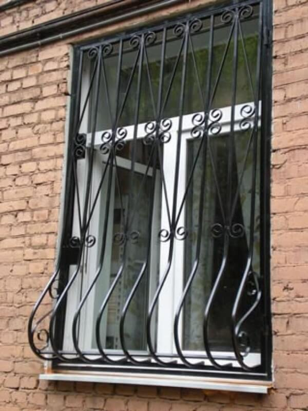 Kraty na Okna F24-4