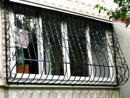 Kraty na Okna F24-7